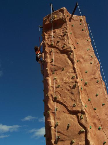 Fotos Mobile Rock Climbing Wall And Mobile Climbing